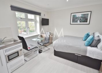Thumbnail Studio to rent in Amwell View, New North Road, Ilford