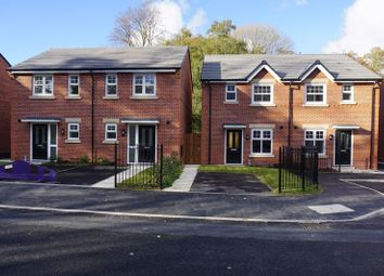 Thumbnail 2 bedroom semi-detached house for sale in Horse Chestnut Drive, Manchester