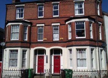 Thumbnail 10 bed detached house to rent in Lake Street, Nottingham