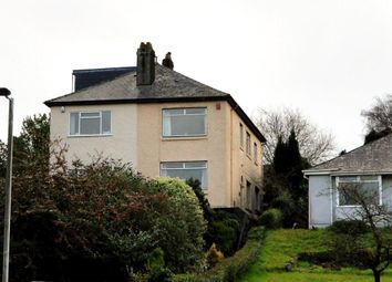 Thumbnail 3 bedroom semi-detached house for sale in Billacombe Road, Plymstock, Plymouth, Devon