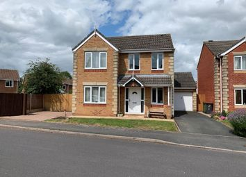 Thumbnail 4 bed detached house for sale in Chalice Close, Muxton, Telford