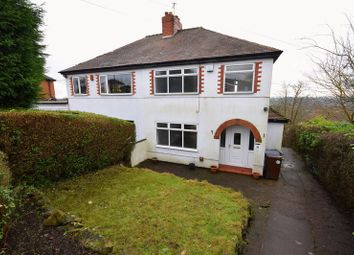 Thumbnail 3 bed semi-detached house to rent in Rockfield Avenue, Light Oaks, Stoke-On-Trent