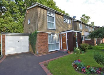 Thumbnail 4 bed detached house for sale in Lea Springs, Fleet