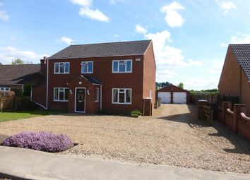 Thumbnail 3 bed detached house for sale in Well End, Friday Bridge, Wisbech