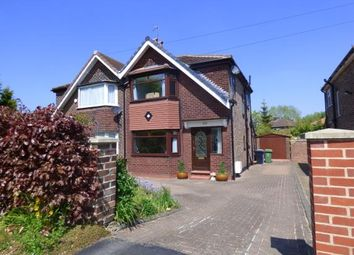 Thumbnail 3 bed semi-detached house for sale in Dane Road, Sale, Greater Manchester