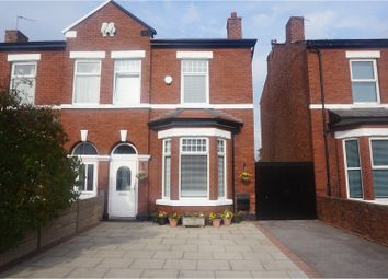 Thumbnail 4 bed semi-detached house for sale in Southbank Road, Southport