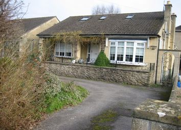 Thumbnail 4 bedroom detached bungalow for sale in Westfield Park South, Bath