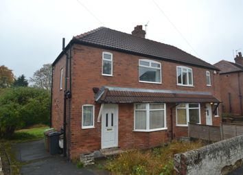 Thumbnail 2 bed semi-detached house for sale in Gledhow Park Grove, Chapel Allerton, Leeds