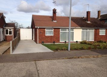 Thumbnail 2 bed semi-detached bungalow for sale in James Gardens, St. Osyth, Clacton-On-Sea