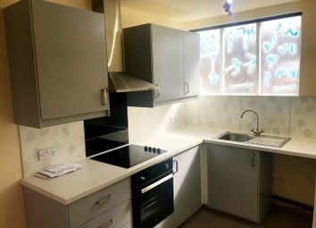 Thumbnail 1 bed flat to rent in Barstow Square, Wakefield