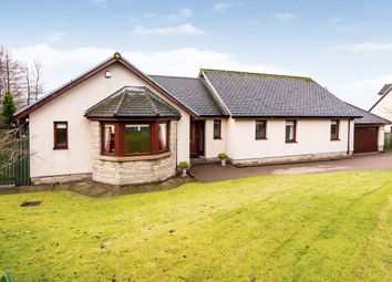 Thumbnail 4 bed detached bungalow for sale in Whitecraigs, Kinnesswood, Kinross-Shire