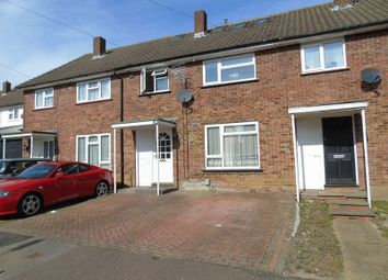 Thumbnail 4 bed terraced house to rent in Cholwell Road, Stevenage