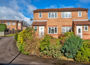 Thumbnail 3 bed semi-detached house for sale in Beech Pine Close, Hednesford, Cannock