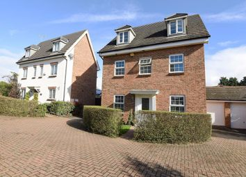 Thumbnail 5 bedroom detached house for sale in Beatty Rise, Spencers Wood