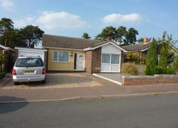 Thumbnail 3 bed detached bungalow to rent in The Firs, Lakenheath