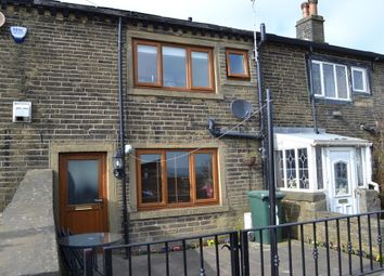 Thumbnail 2 bedroom cottage for sale in Well Heads, Thornton, Bradford