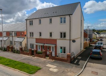 Thumbnail 4 bed semi-detached house for sale in Tillhouse Road, Cranbrook, Exeter