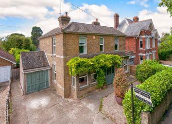 Thumbnail 4 bed link-detached house for sale in Brogdale Road, Faversham