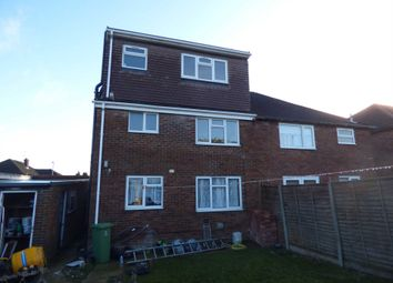 Thumbnail 5 bed semi-detached house to rent in Hayhurst Road, Luton