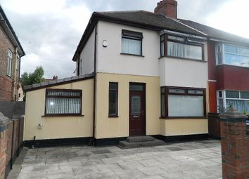 Thumbnail 3 bed terraced house for sale in Stopgate Lane, Walton, Liverpool