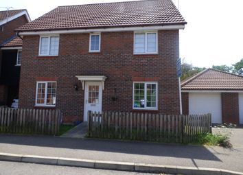 Thumbnail 4 bed detached house to rent in Mallow Road, Thetford