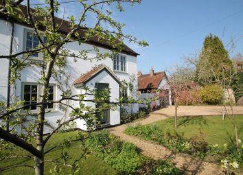 Thumbnail 3 bedroom semi-detached house for sale in The Green, Ewhurst, Cranleigh