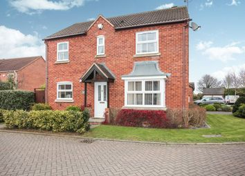 Thumbnail 3 bed detached house for sale in Judith Way, Cawston, Rugby