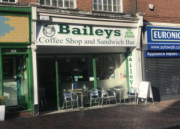 Restaurant/cafe for sale in High Street, Sittingbourne ME10
