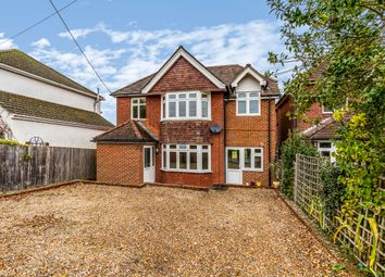 Thumbnail 4 bed detached house to rent in Moorgreen Road, West End, Southampton