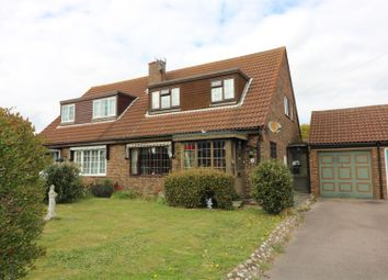 Thumbnail 3 bed property for sale in Poulders Road, Sandwich