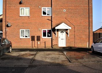 Thumbnail 2 bed flat for sale in The Hollies, Holbeach, Spalding