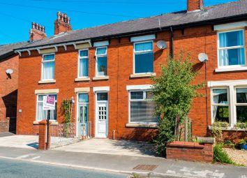Thumbnail 2 bedroom terraced house for sale in Moor Road, Croston, Leyland