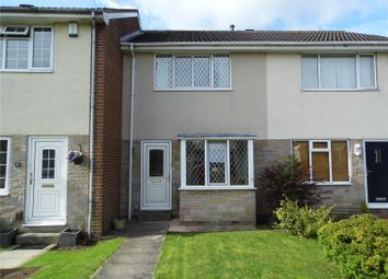 Thumbnail 2 bed town house for sale in Greenacres Close, Ossett, West Yorkshire