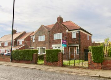Thumbnail 2 bed terraced house to rent in Hylton Castle Road, Sunderland