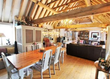 Thumbnail 2 bed barn conversion for sale in The Green, Heathend, Cromwell, Wotton-Under-Edge
