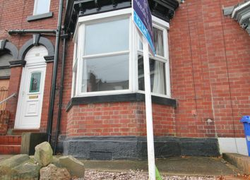 Thumbnail 3 bedroom terraced house to rent in Cowlishaw Road, Sheffield