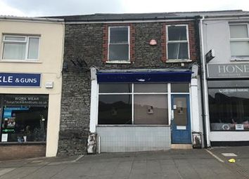 Thumbnail Office for sale in 16 Castle Street, Caerphilly