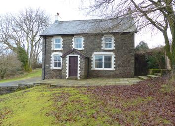 Thumbnail 3 bed detached house for sale in Cefn Gorwydd, Llangammarch Wells