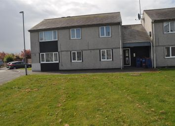 Thumbnail 2 bed flat for sale in Tan Y Bryn, Valley, Holyhead
