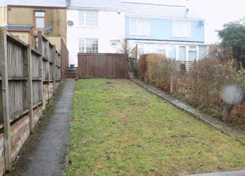 Thumbnail 2 bed terraced house for sale in Rassau Road, Rassau, Ebbw Vale.