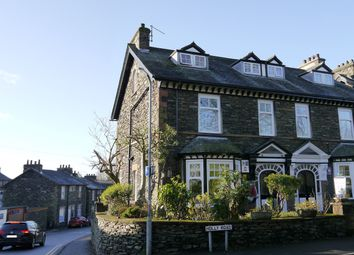 Thumbnail 8 bed semi-detached house for sale in Hollywood Guest House, Holly Road, Windermere