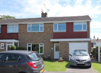 Thumbnail 4 bed semi-detached house for sale in Rye Close, Farnborough