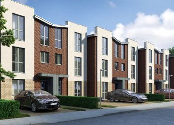 Thumbnail 5 bed town house for sale in Ridgefield Street, Manchester