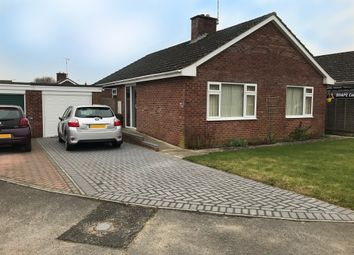 Thumbnail 2 bedroom detached bungalow for sale in Woodlands Road, Pewsey
