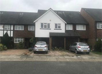 Thumbnail 3 bed terraced house to rent in Cottage Field Close, Sidcup