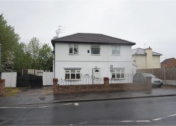 Thumbnail 4 bed detached house for sale in Huyton Lane, Huyton