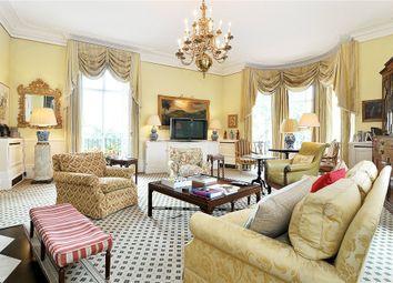 Thumbnail 3 bed flat to rent in West Halkin Street, Belgravia, London