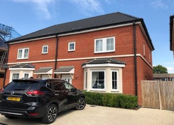Thumbnail 3 bed property to rent in Britten Avenue, Basildon