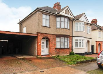 Thumbnail 3 bed semi-detached house for sale in Lenmore Avenue, Grays