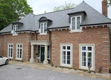 Thumbnail 4 bed detached house for sale in Chine Walk, West Parley, Ferndown